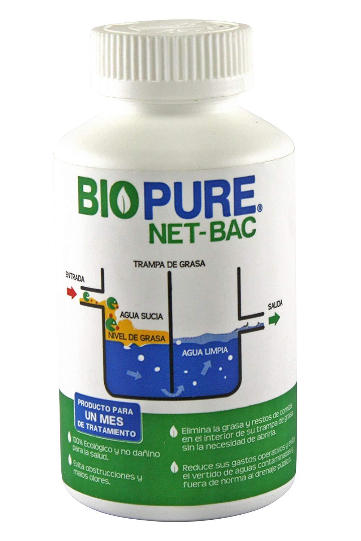Enzimas Biodigestoras para trampas de grasa