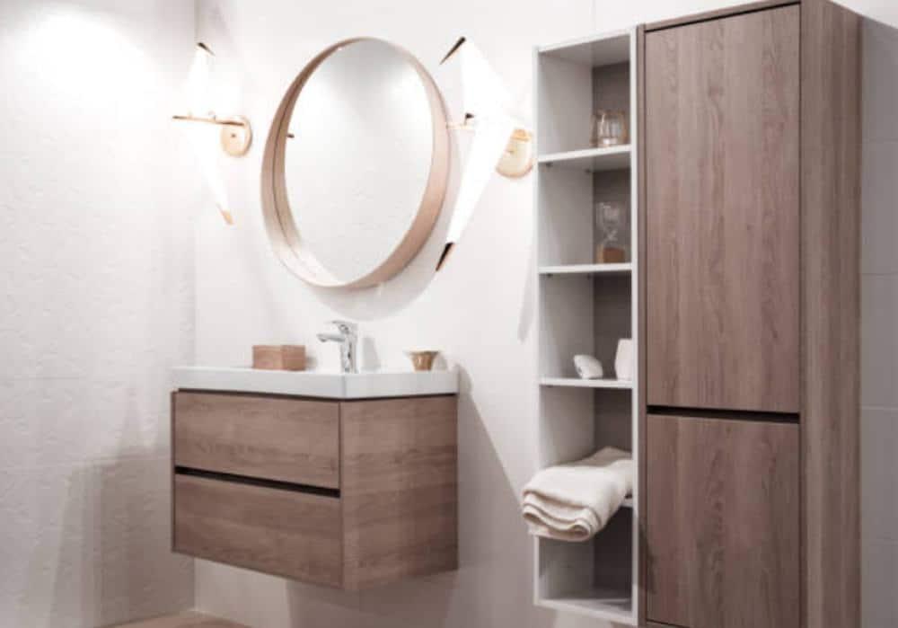 Muebles para baño con espejos: Lo que debes saber al elegir