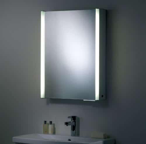 Muebles para baños con espejos