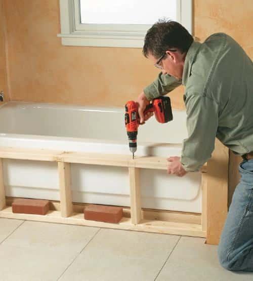 Consejos valiosos antes de colocar una nueva tina en el baño