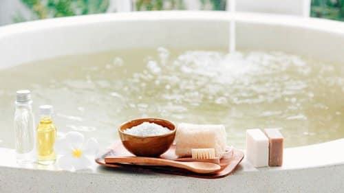Baño para la Artritis