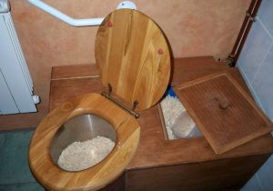 ¿Como Funciona un Baño Seco Ecologico?